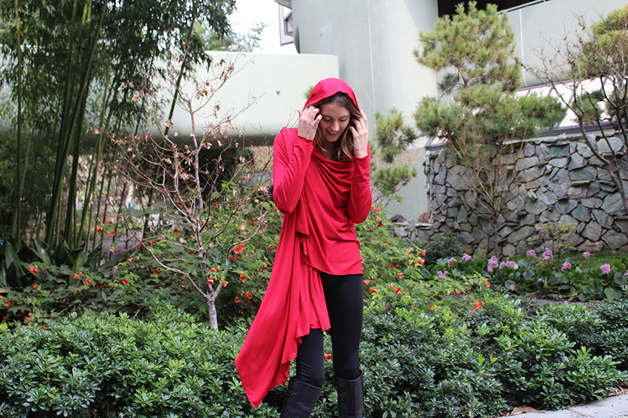 It's a RED-VOULUTION With Sita renee Thompson's brand