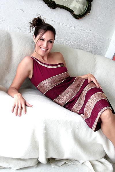 Sita Thompson CEO Founder SITA Couture, Sita Thompson, SITA Couture, SITA