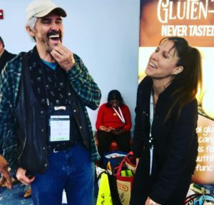 Expo West Adventures With Sita Thompson