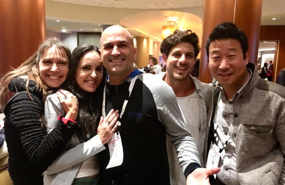 Scott sita gene and friends