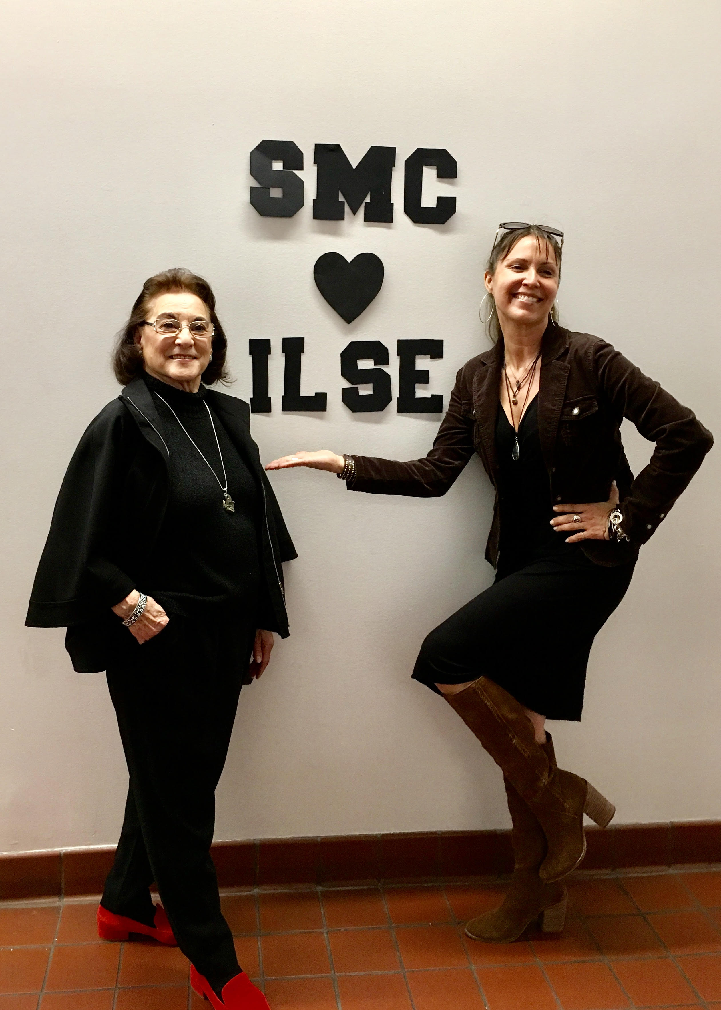 SMC ilse and sita