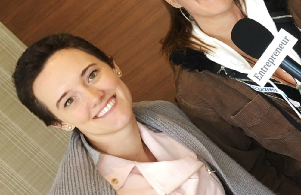 Sita Thompson Amanda Holmes Alan Taylor Entrepreneur Radio