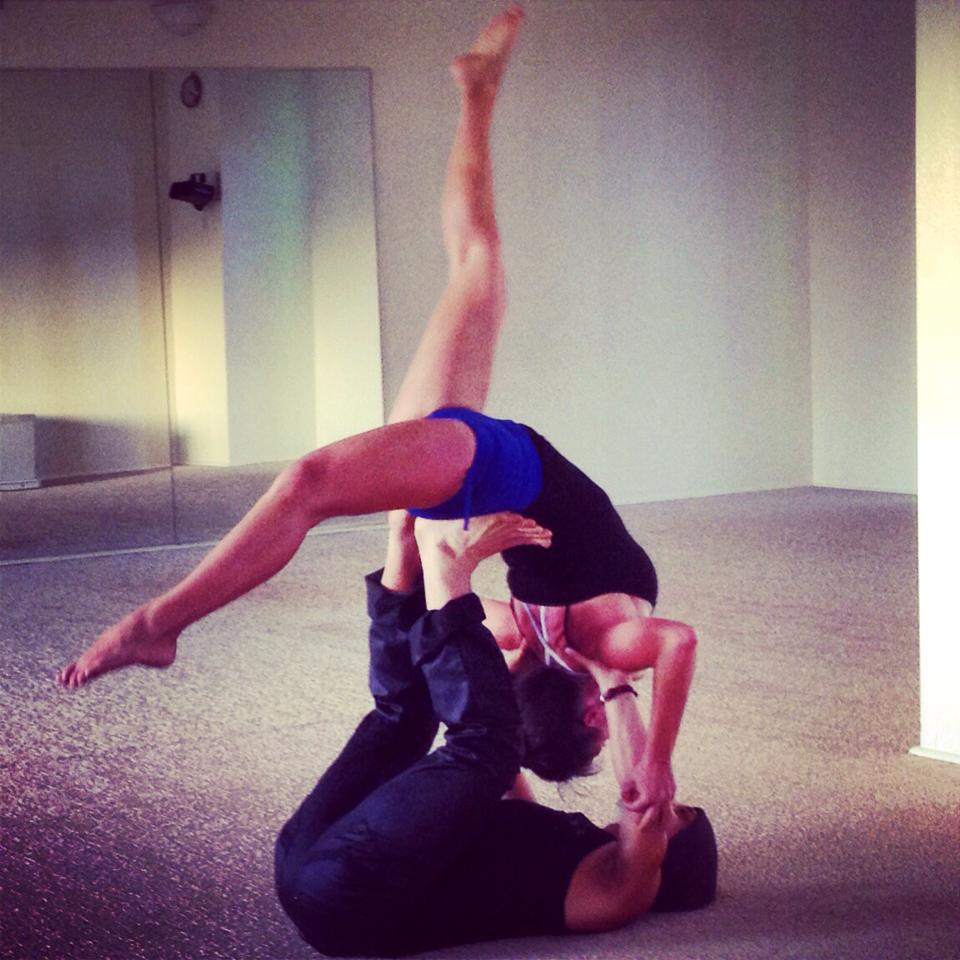 Sita Thompson Bryan Kest Power Yoga Santa Monica