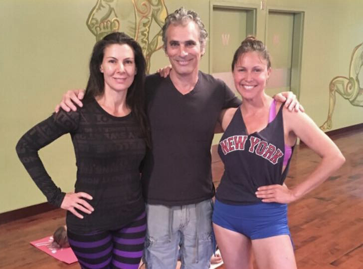 Sita Thompson Bryan Kest Sharon Narduzzi Power Yoga Santa Monica