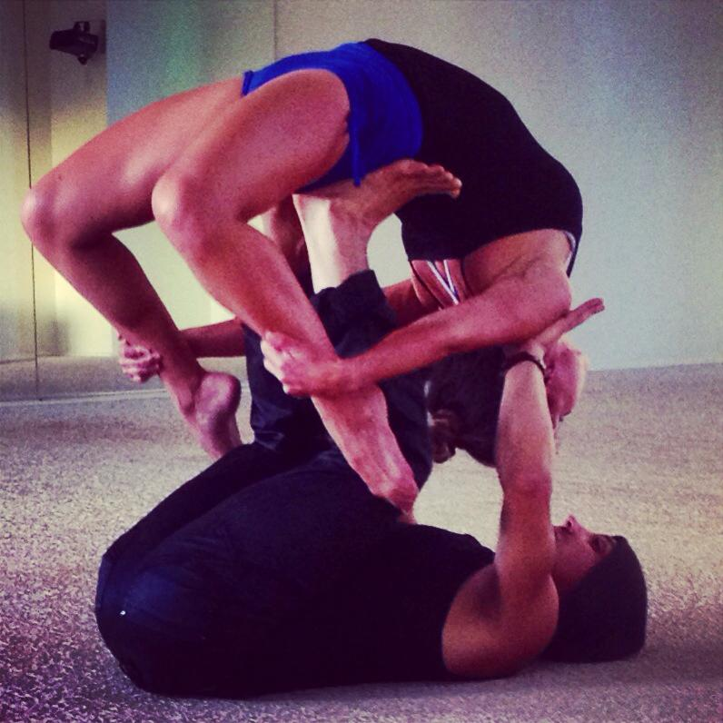 Sita Thompson Bryan Kest Yoga