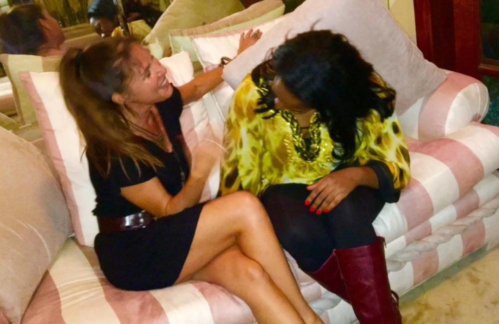 Sita Thompson Chantal Raymond Miss Jamacia 2012 Los Angeles