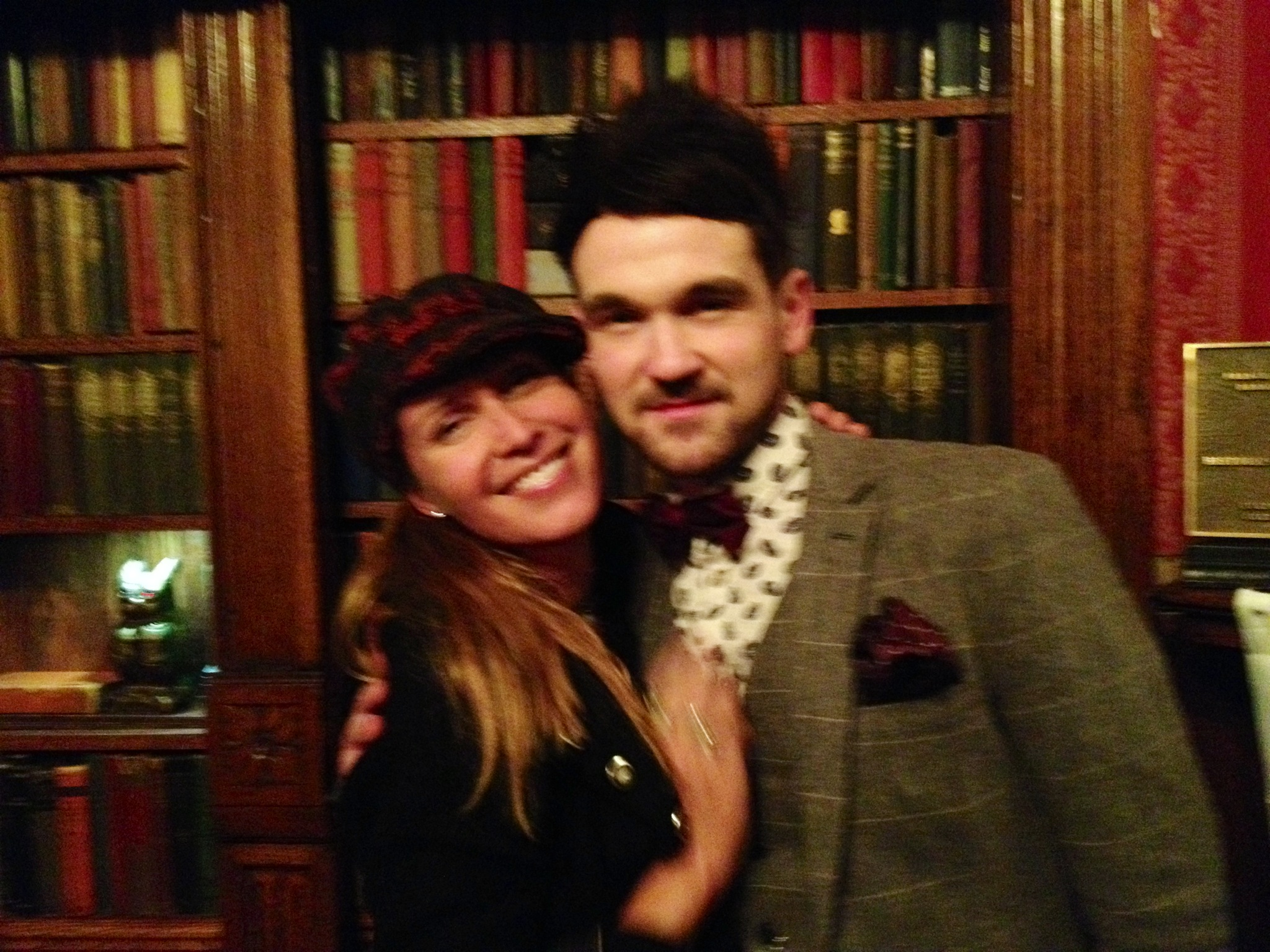Sita Thompson and Colin Cloud Mentalist Magic Castle Los Angeles