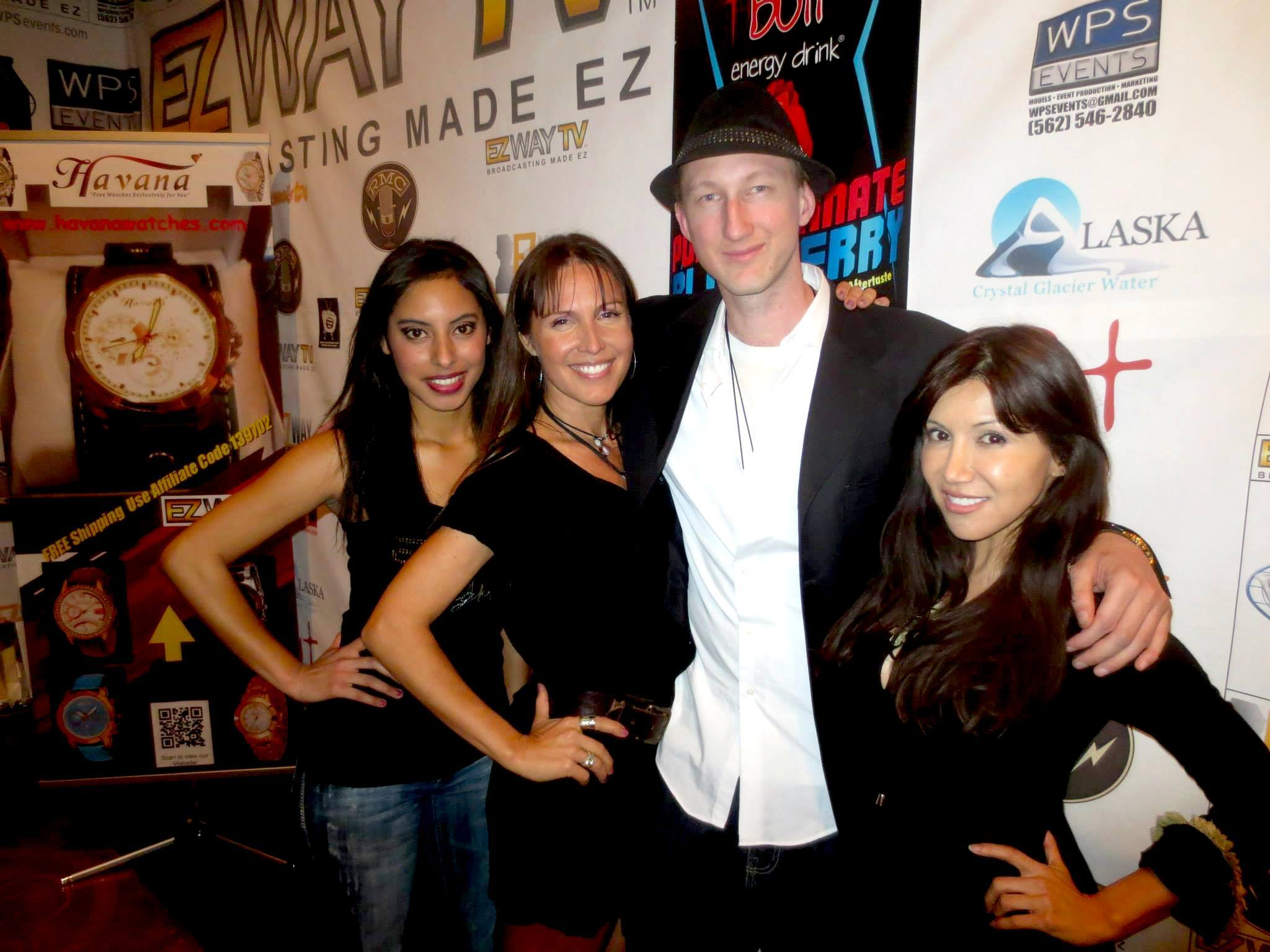 Sita Thompson Eriz Zuely, Vanilla Sky EZ Way TV Los Angeles
