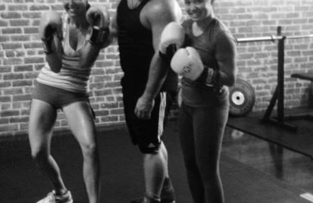 Sita Thompson Joe Rivera Boxing