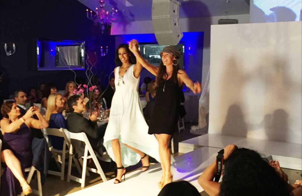 Sita Thompson Kiara Belen Fashion Show Americas Next Top Model Los Angeles
