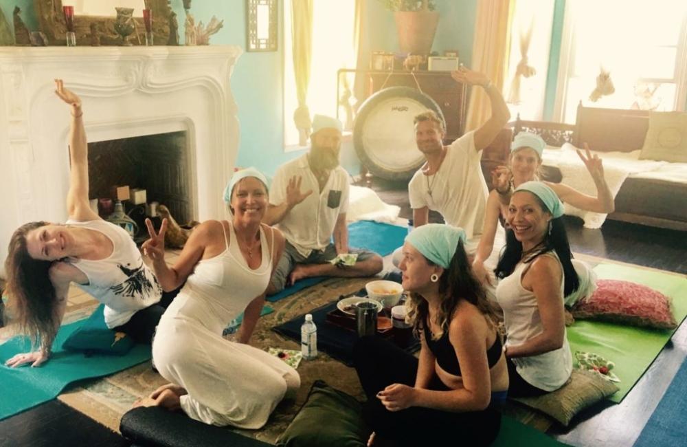 Sita Thompson Kundalini Yoga stephen muzzonigro