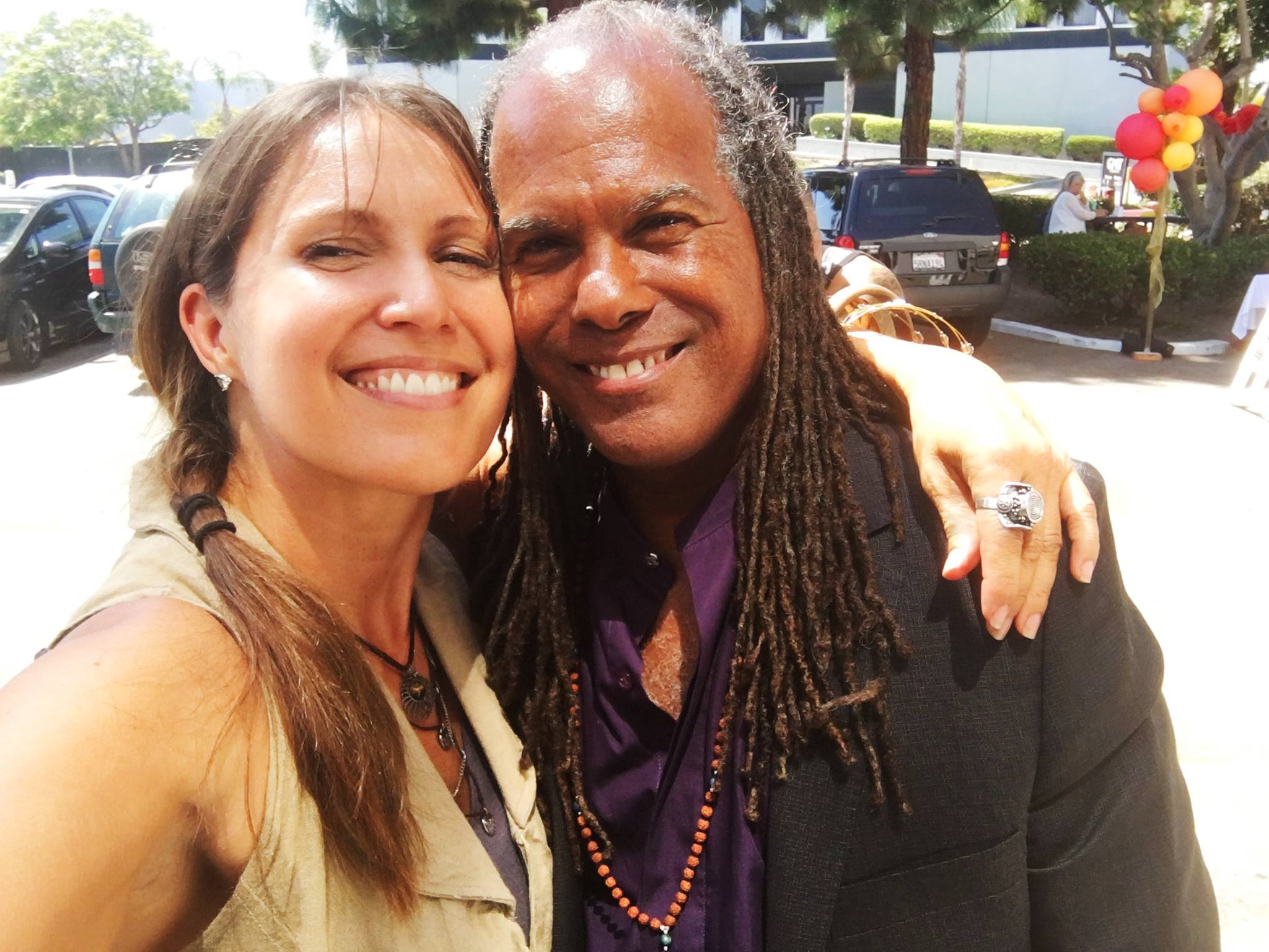 Sita Thompson Michael Beckwith Agape Spiritual Center Los Angeles