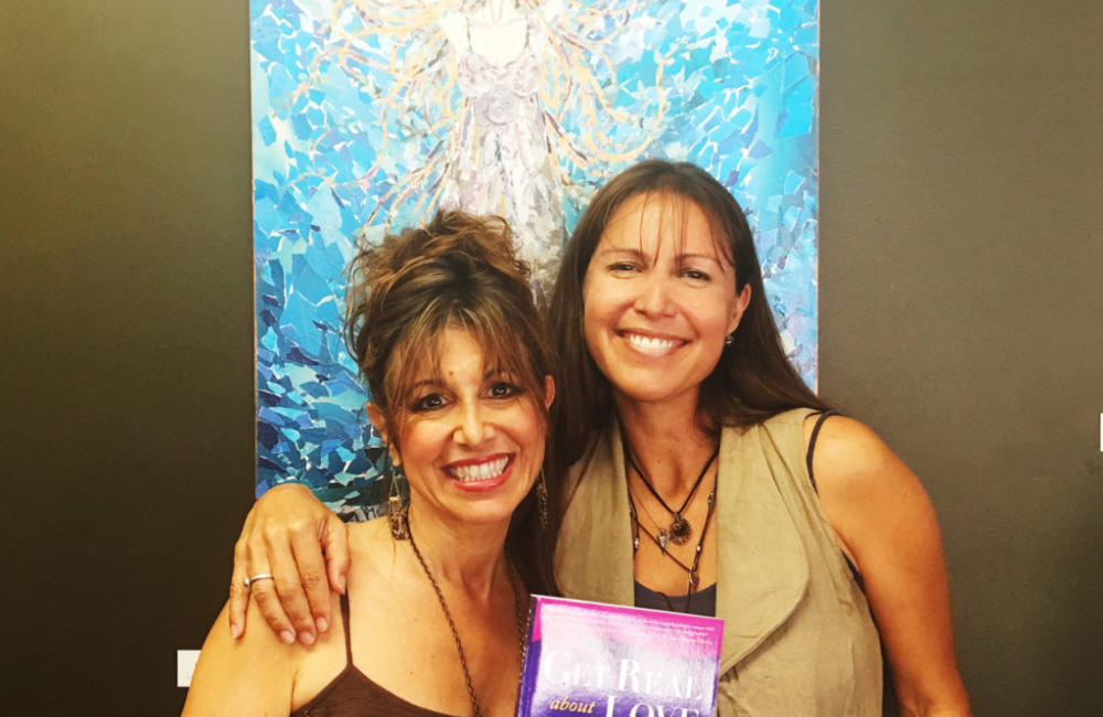Sita Thompson Renee Piani Celebrity Love Coach author Los Angeles
