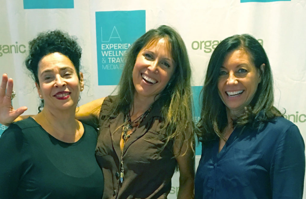 Sita Thompson Rona Berg Organic Spa Magazine Beverly Hills