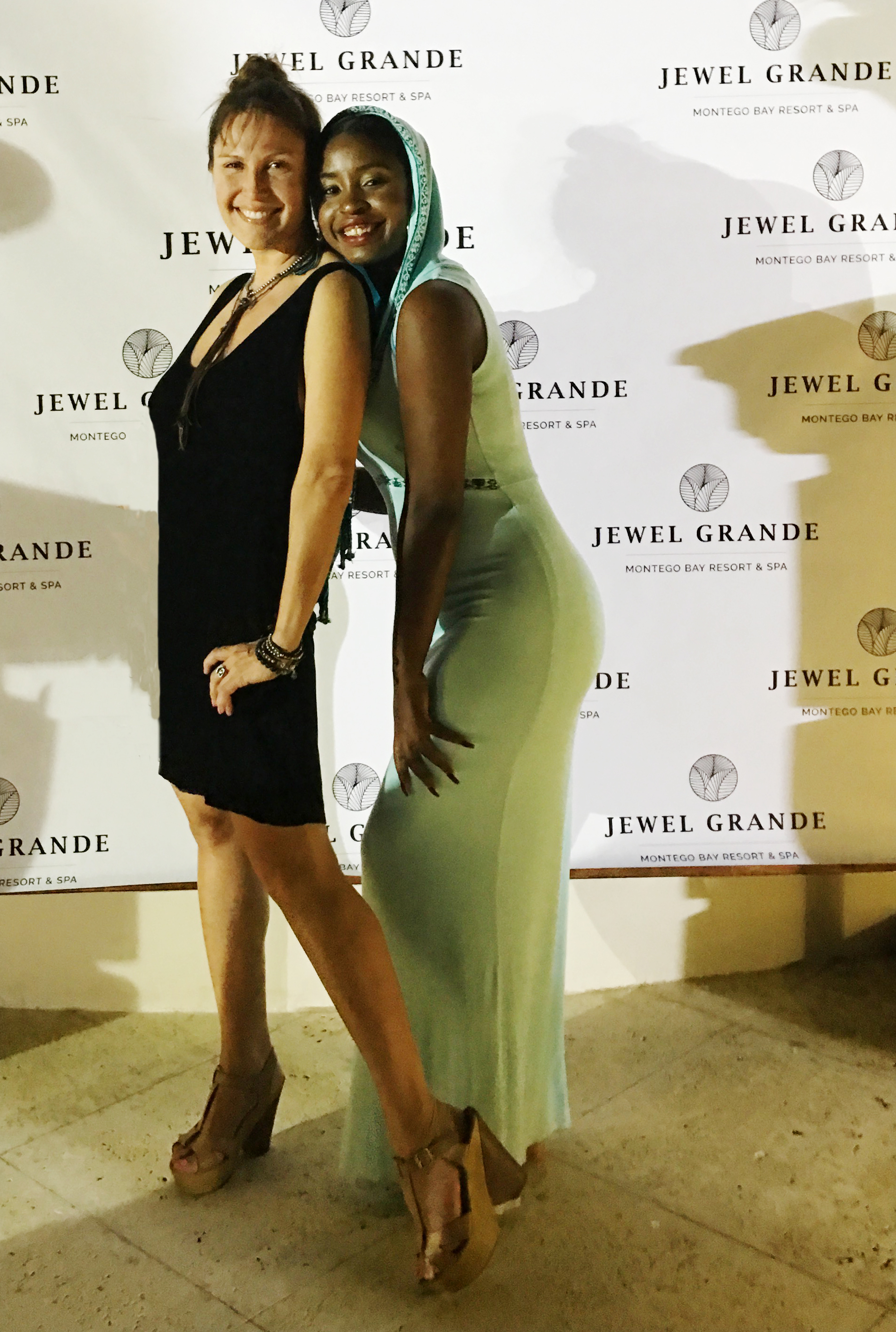Sita Thompson SITA Couture Fashion Show Jewel Grande Hotel Montiego Bay Jaimacia