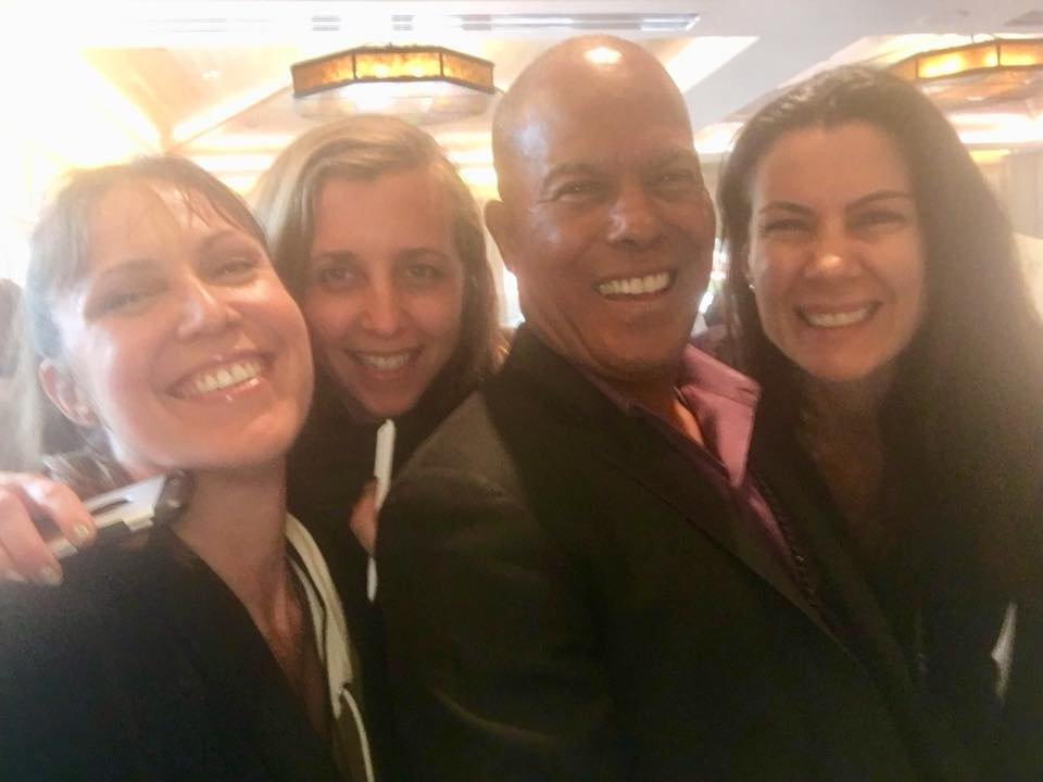 Sita Thompson Shel Pink author SLOW BEAUTY Reverend Michael Beckwith Sharon Narduzzi GSN Conference