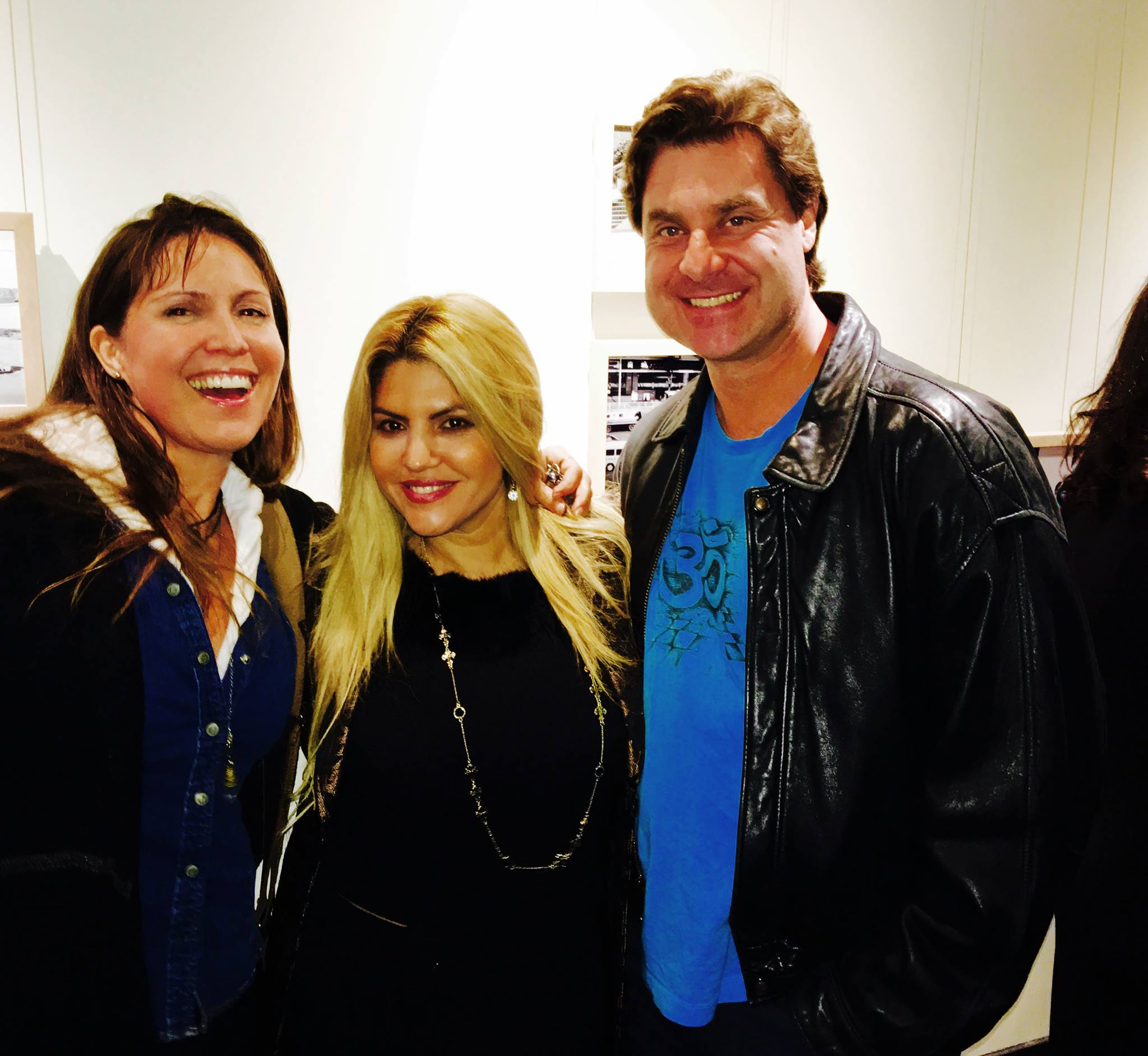 Sita Thompson Tony Boldi Cindy Via